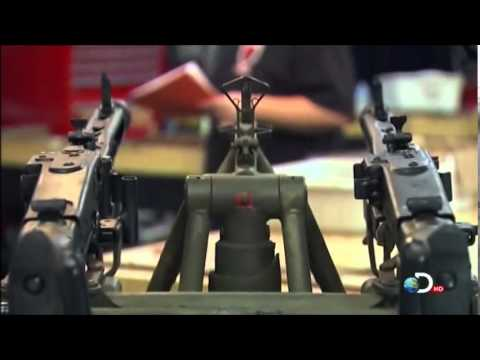 the making of the meatchopper quad mg42