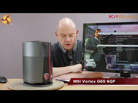 MSI Vortex G65 6QD SLI Treiber Windows XP