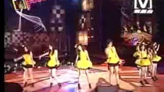 2008[V]POWER愛音樂演唱會 黑girl(紀念品+女生+笨蛋再見)