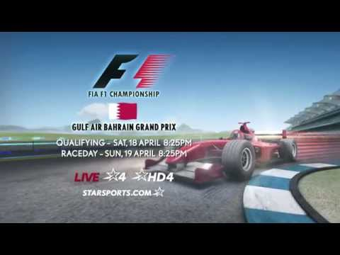 2015 Formula 1 Gulf Air Bahrain Grand Prix