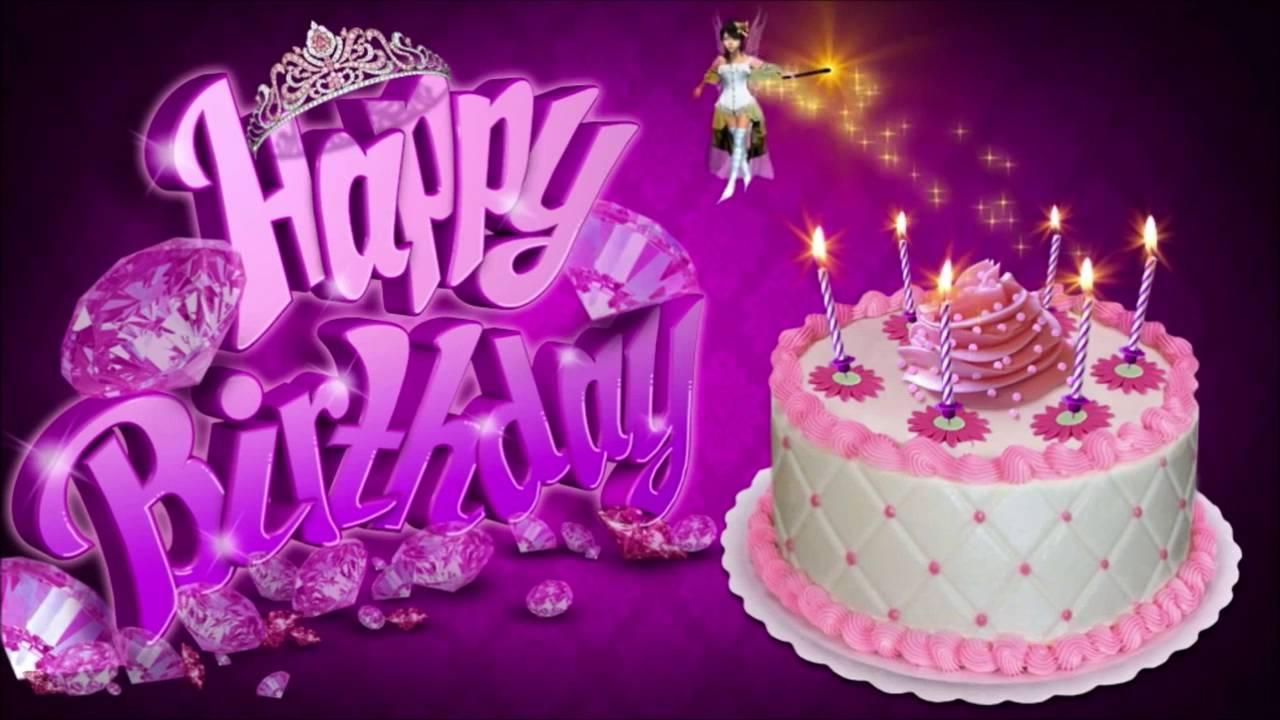 Happy Birthday Sara Youtube