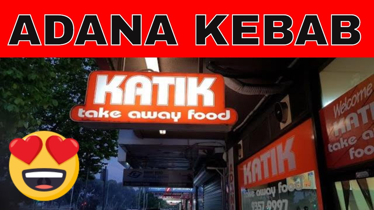 KATIK FAMOUS FOR THEIR ADANA KEBABS ( OMG GOOGLE RATING 4.7 OVER 1000 OF REVIEWS )