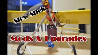 Slow Stick Mods