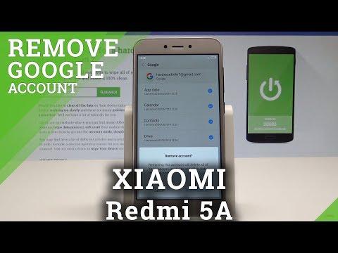 Mobile Info: Xiaomi Redmi 5A Reset