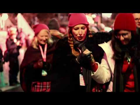 HOGMANAY 17/18 - Torchlight Procession, Street Party & Concert in the Gardens