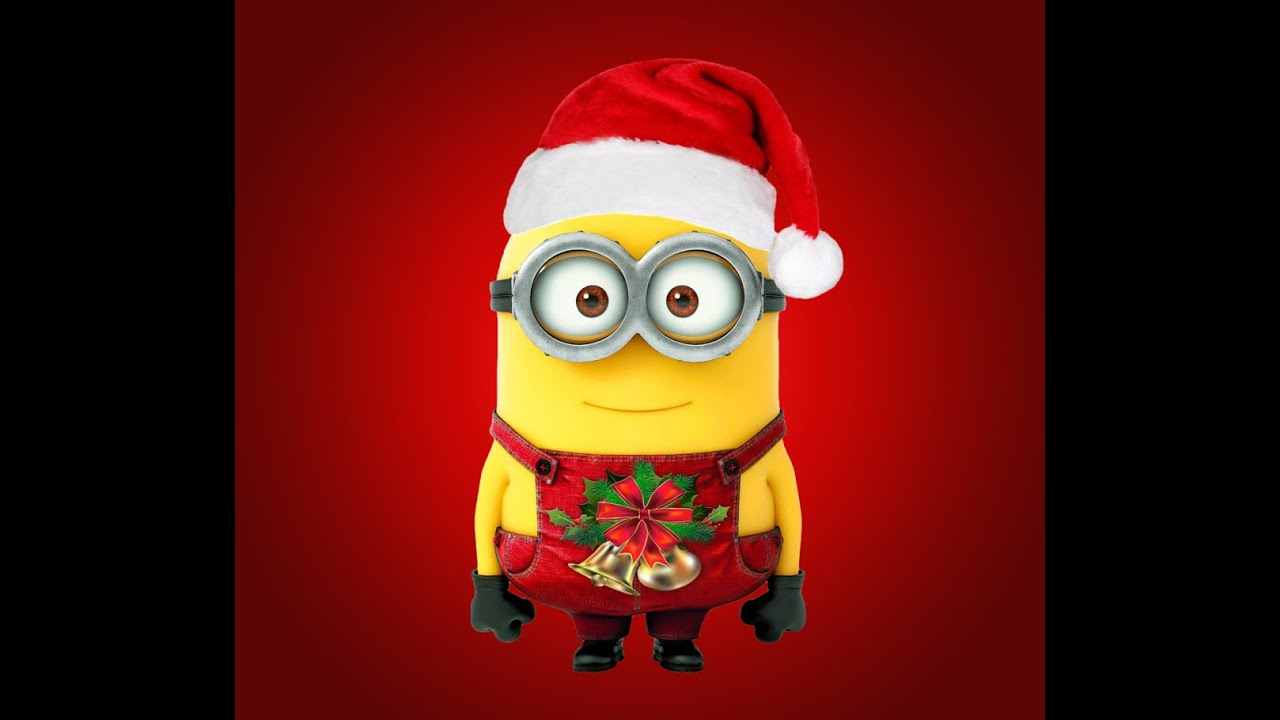 Full HD] Minions Singing Jingle Bell - Merry Christmas 2014 - YouTube