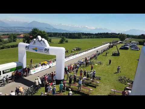 Bergpreis Alpwirtschaft Horben Tour de Suisse 2017