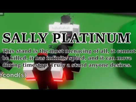 Sally Platinum Showcase - A Bizarre Day Modded