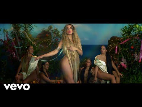 Lola Indigo ft Lalo Ebratt - Maldicion ( vídeo oficial )
