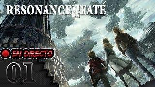 Resonance of Fate | Parte 1: El juego más difícil del mundo (directo resubido)