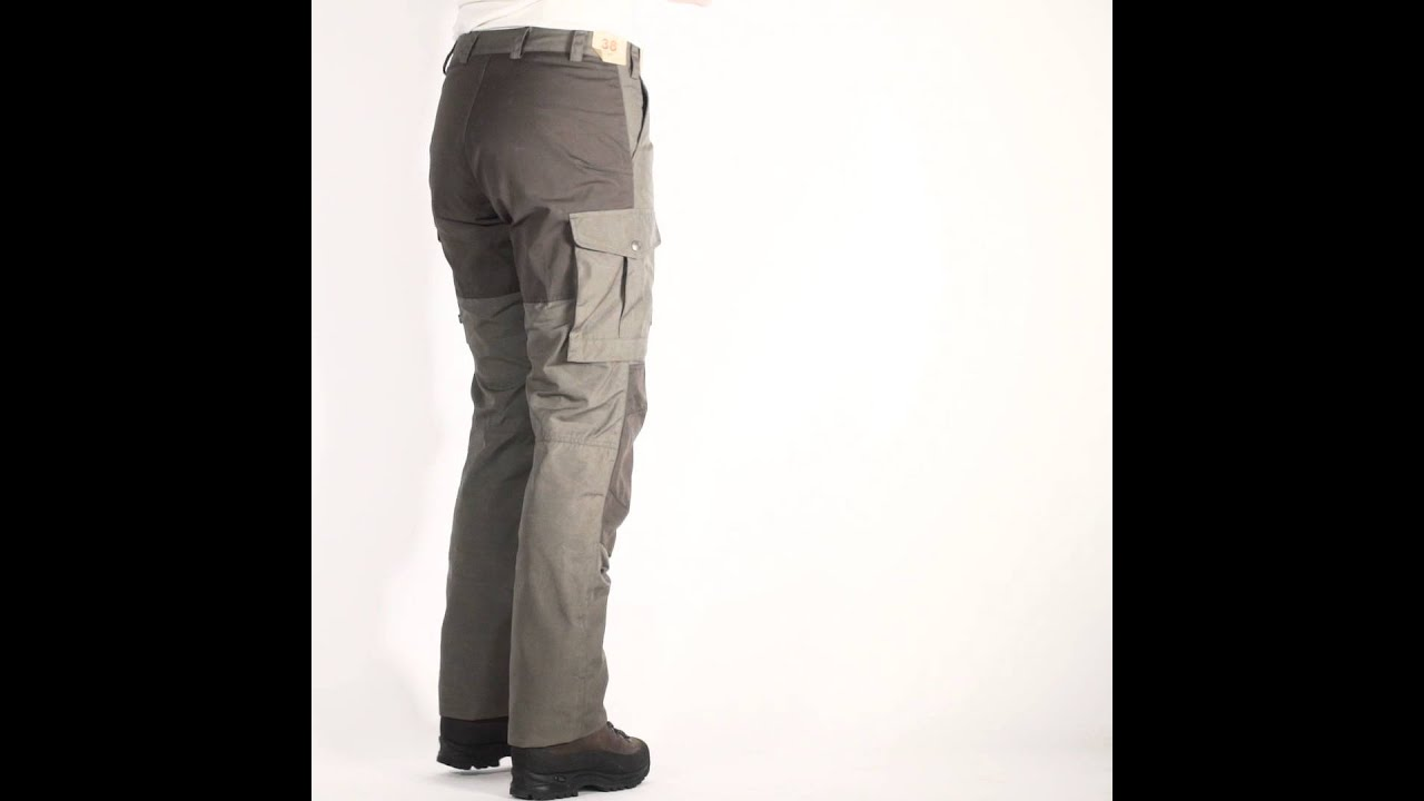 Barents Pro Trousers - Dark Olive