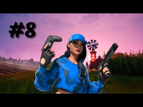 🎀CURTAINS | FORTNITE MONTAGE #8