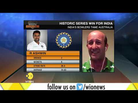 WION Sports: Team India Win Historic Test Series In Australia