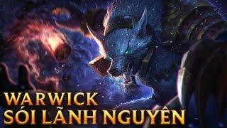 Tundra Hunter Warwick - Skins lol