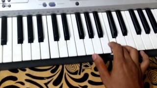 Aashiqui 2 tum hi ho song on keyboard by pk