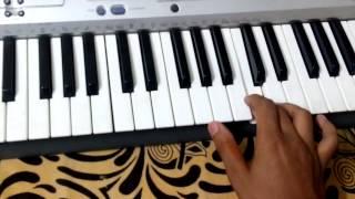Aashiqui 2 tum hi ho song on keyboard by pk