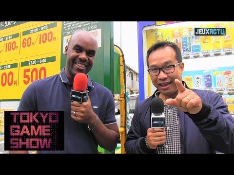 Tokyo Game Show 2016 : Notre programme de la semaine