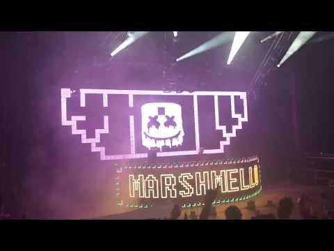 Marshmello - Live @ Red Rocks Amphitheatre 6/11/17