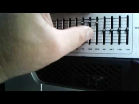 Como Equalizar O Som: Equalizador Leacs 15/02