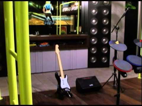 Quarto Rock N Roll E Garimpo De Id 233 Ias Casa Cor Pt01 Youtube