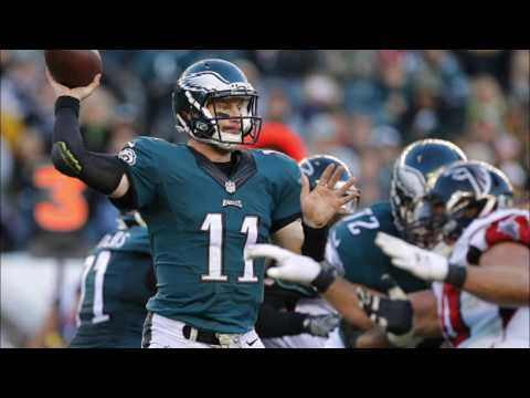 """McMullen """"Players see Carson Wentz & want to come to Eagles to play with him"""""""