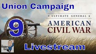 UGCW Livestream Union Campaign - Episode 9 (Gettysburg)