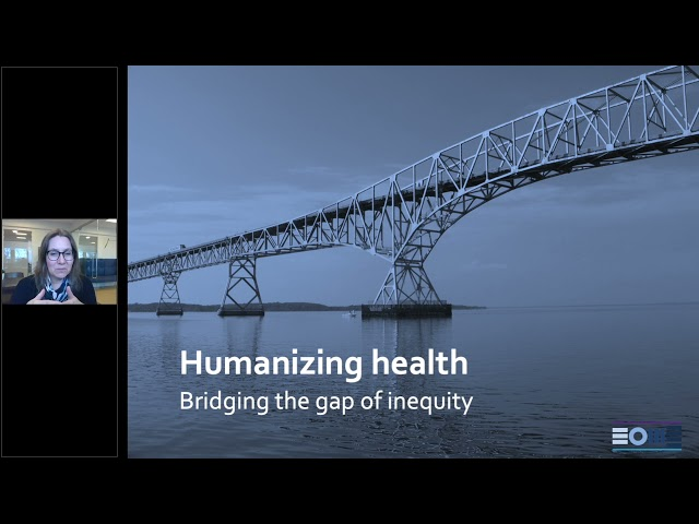 Transforming the medical model 1: Humanising health - bridging the gap of inequity