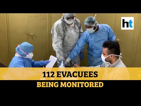 Coronavirus: Doctors Monitor Evacuees From China At Delhi Quarantine Centre
