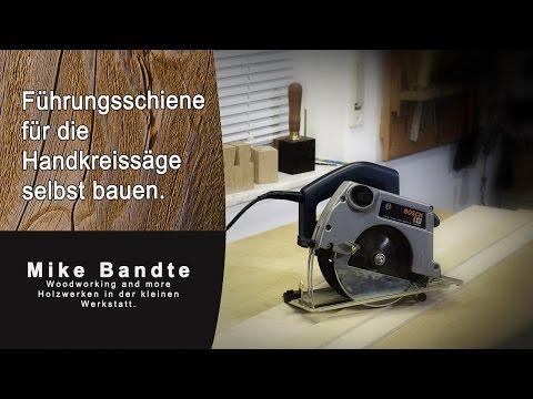 f hrungsschiene selbst bauen f r die handkreiss ge ganz einfach g nstig und schnell asurekazani. Black Bedroom Furniture Sets. Home Design Ideas