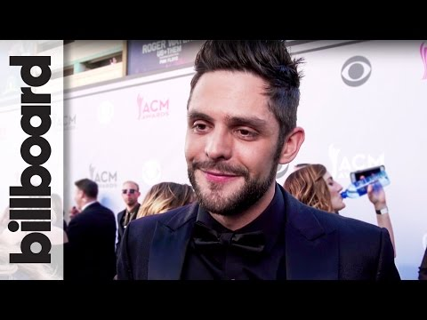 Thomas Rhett on Performing 'Craving You' with Maren Morris the 2017 ACMs | Billboard
