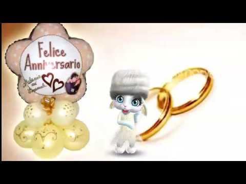 Buon Anniversario Di Matrimonio Youtube