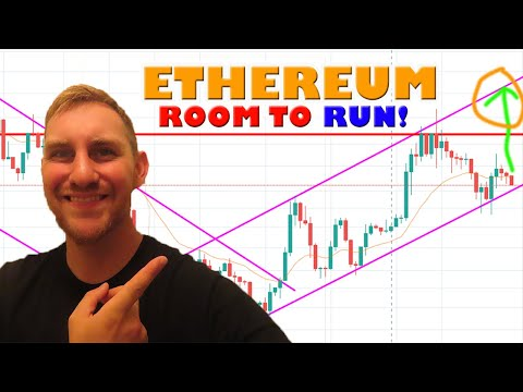 ETHEREUM has room to run! $1,000 incoming?