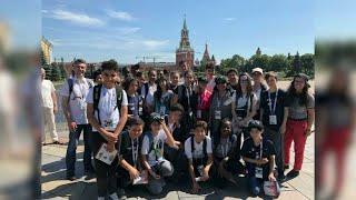 Les enfants de Bondy ont vu la Russie grâce à Kylian Mbappé