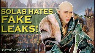 Dragon Age 4 News Update: DA4 Retribution LEAKS!