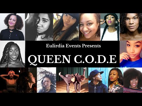 Eulirdia Events: QUEEN C.O.D.E Courageous Women Developing Empires