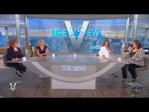 Two hosts of 'The View' test positive for Covid ahead of interview ...