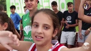 Campus Fundación Unicaja Baloncesto 2019 T2: Resumen