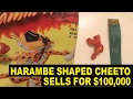 Man Sells Harambe-Shaped CHEETO for $100,000