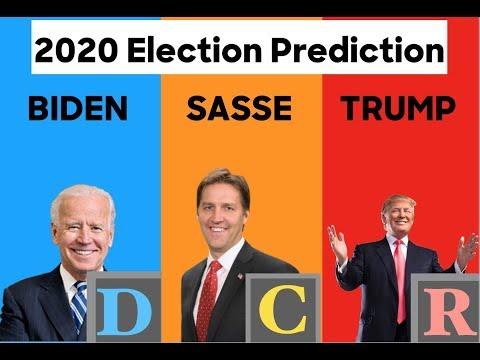 2020 Election Prediction | Ben Sasse vs Donald Trump vs Joe Biden