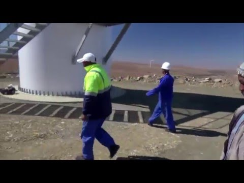$400 Million Solar Panel and Wind farm Project in Djibouti