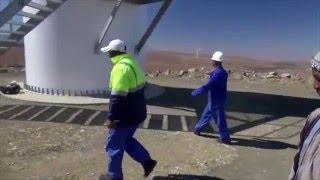 $400 Million Solar Panel and Wind farm Project in Djibouti