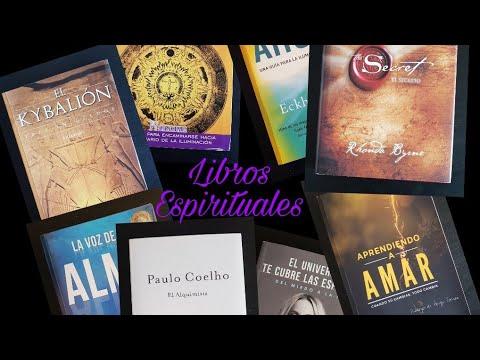 Algunos libros espirituales que abren la consciencia