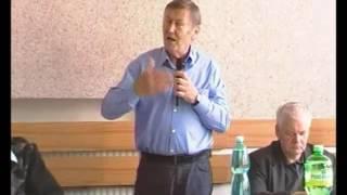 Vystoupení poslance Miroslava Grebeníčka v Halenkovicích 16.5 2016