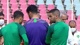 🔴 بث مباشر | المران الأخير ل #المنتخب_الوطني_المغربي قبل مواجهة الثلاثاء أمام منتخب #بوروندي.