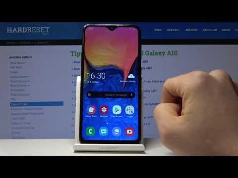 Топ фишек на телефоне Samsung Galaxy A10