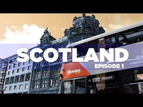 ഹാരി പോട്ടറിന്റെ നാട്ടിൽ  | A Harry Potter Town - EDINBURGH | SCOTLAND Episode 1