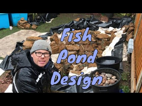 Fish Pond Design And Construction - Pond Builders Birmingham
