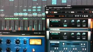 Broombeck - WTFAI ... studio video/mixdown