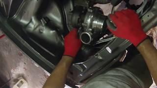 Como montar um kit turbo em 20 minutos - HOW TO INSTALL A TURBO KIT