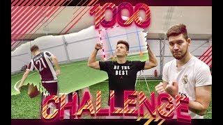 1000 CHALLENGE | GERMAN, LUCKER